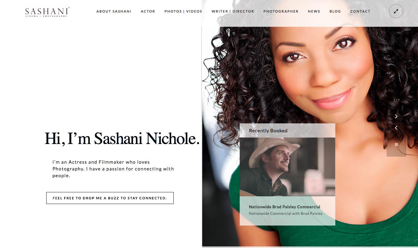 Sashani Nichole Photography Photographer
