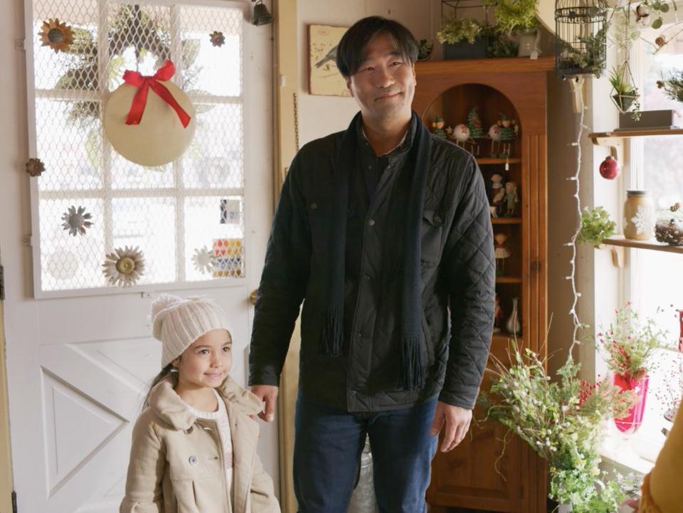 A CHRISTMAS WINTER SONG Ashanti Stan Shaw Sashani Nichole Behind The scenes_-31