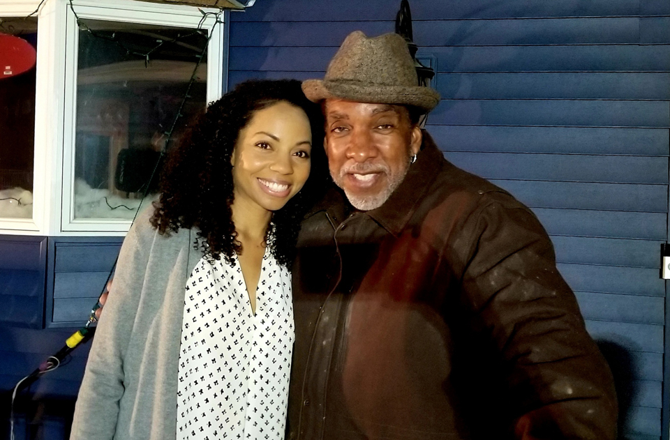 Sashani Nichole, Stan Shaw A Christmas Winter Song also starring Ashanti