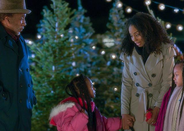 Sashani Nichole. Winter Song, Christmas Winter Song, Christmas Song, Stan Shaw, Ashanti, Lifetime, Sashani, Sashani Brown,